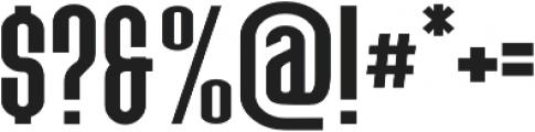 Pure Dance Sans otf (400) Font OTHER CHARS