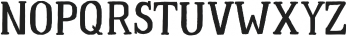 Pure Gold ttf (400) Font UPPERCASE