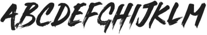 Pure Heart otf (400) Font UPPERCASE