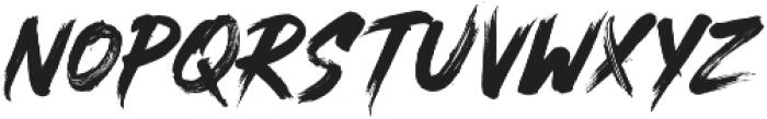 Pure Heart otf (400) Font LOWERCASE