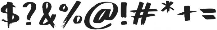 PureFont Regular otf (400) Font OTHER CHARS
