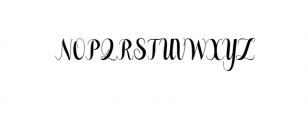 Pugsley.ttf Font UPPERCASE