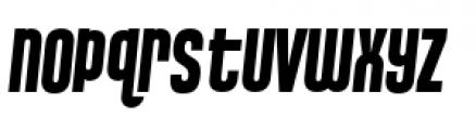 Pussycat Sassy Font LOWERCASE
