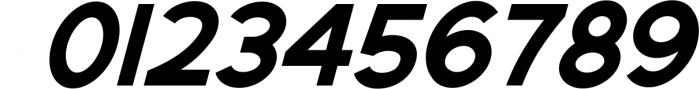 Purveyor - 8 Fonts Included - Font Bundle 1 Font OTHER CHARS