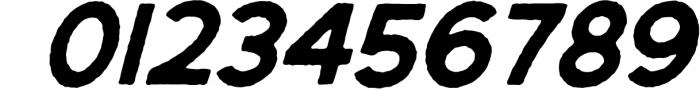 Purveyor - 8 Fonts Included - Font Bundle 2 Font OTHER CHARS