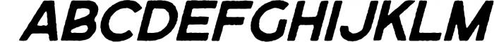 Purveyor - 8 Fonts Included - Font Bundle 2 Font UPPERCASE