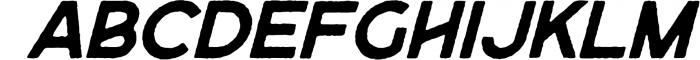 Purveyor - 8 Fonts Included - Font Bundle 2 Font LOWERCASE