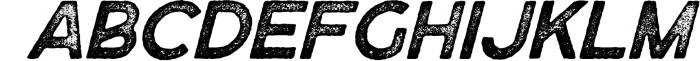 Purveyor - 8 Fonts Included - Font Bundle 6 Font UPPERCASE