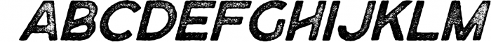 Purveyor - 8 Fonts Included - Font Bundle 6 Font LOWERCASE