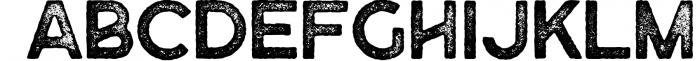 Purveyor - 8 Fonts Included - Font Bundle 7 Font LOWERCASE