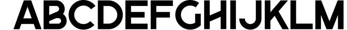 Purveyor - 8 Fonts Included - Font Bundle Font LOWERCASE