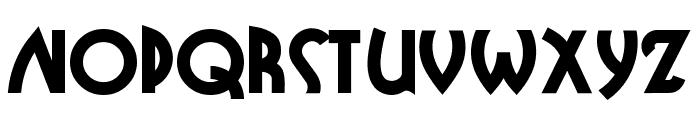 Public-Enemy Font UPPERCASE
