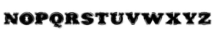 Puchakhon HYPNOSIS Font UPPERCASE
