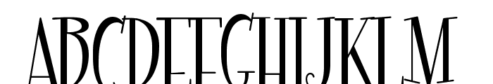 Pudelina Font UPPERCASE
