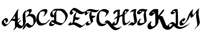 Pulang dari Paris Font UPPERCASE