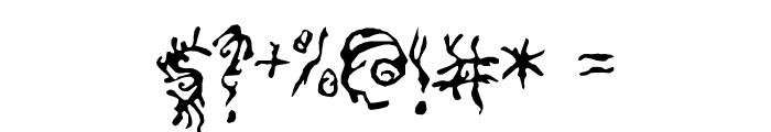 PulseState-Regular Font OTHER CHARS
