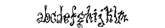 PulseState-Regular Font LOWERCASE