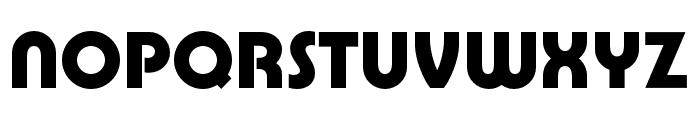 PumpOpti-DemiBold Font UPPERCASE