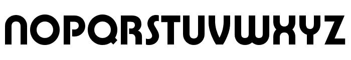 PumpOpti-Medium Font UPPERCASE