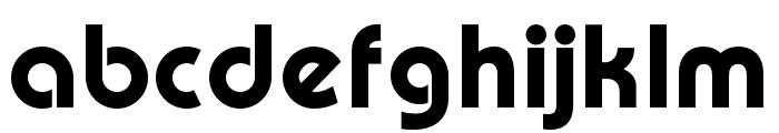 PumpOpti-Medium Font LOWERCASE