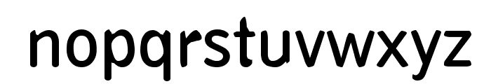 Pungen Font LOWERCASE