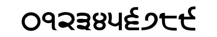Punjabi Sans Font OTHER CHARS