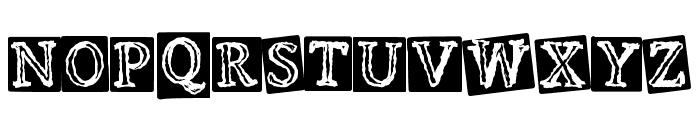 PunkEvent Font UPPERCASE
