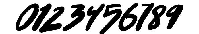Punkboy Bold Italic Font OTHER CHARS