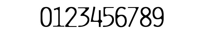 Pure-LightCap Font OTHER CHARS