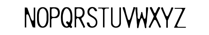 Pure-LightCap Font UPPERCASE