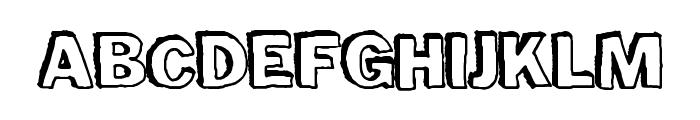 PurpleDrank Font UPPERCASE
