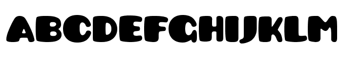 Pusab  What Font is