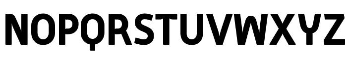 PushPins Bold Font UPPERCASE