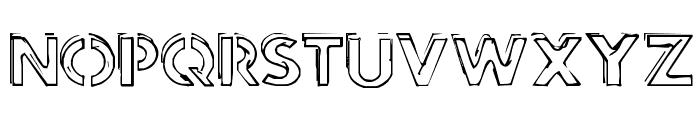 punk rock rummage sale Font UPPERCASE