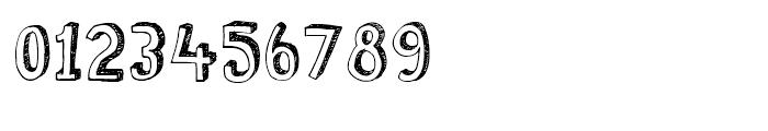 Pusekatt Regular Font OTHER CHARS
