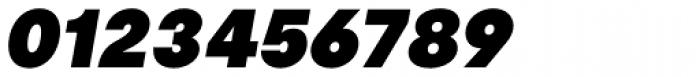 Publica Sans Black Italic Font OTHER CHARS
