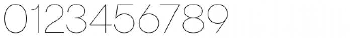 Publica Sans Extra Light Font OTHER CHARS