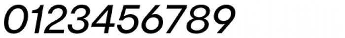 Publica Sans Italic Font OTHER CHARS