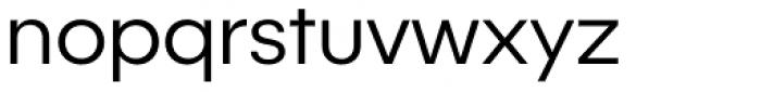 Publica Sans Light Font LOWERCASE
