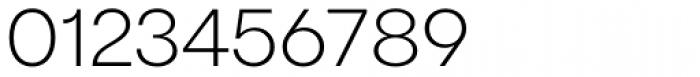 Publica Sans Ultra Light Font OTHER CHARS
