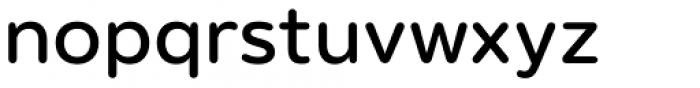 Puck Regular Font LOWERCASE