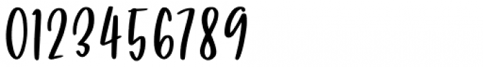 Puckery Tart Regular Font OTHER CHARS