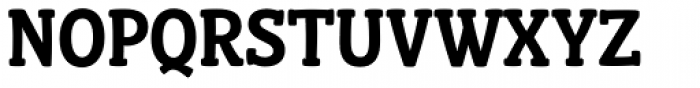 Pueblo Std Font UPPERCASE