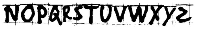 PuffiClaude BT Font UPPERCASE