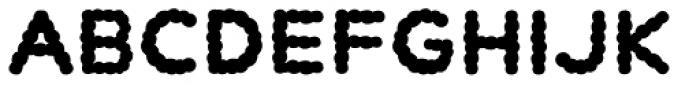 Pukupuku Font UPPERCASE