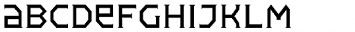 Pullman Thin Font UPPERCASE