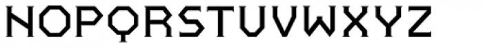 Pullman Thin Font LOWERCASE