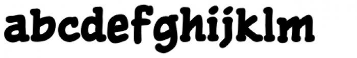 Pulp Fiction Heavy Font LOWERCASE