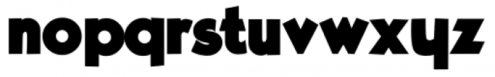 Pulpular Bold Font LOWERCASE