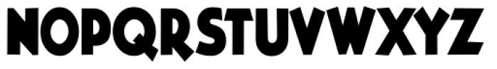 Pulpular Regular Font UPPERCASE